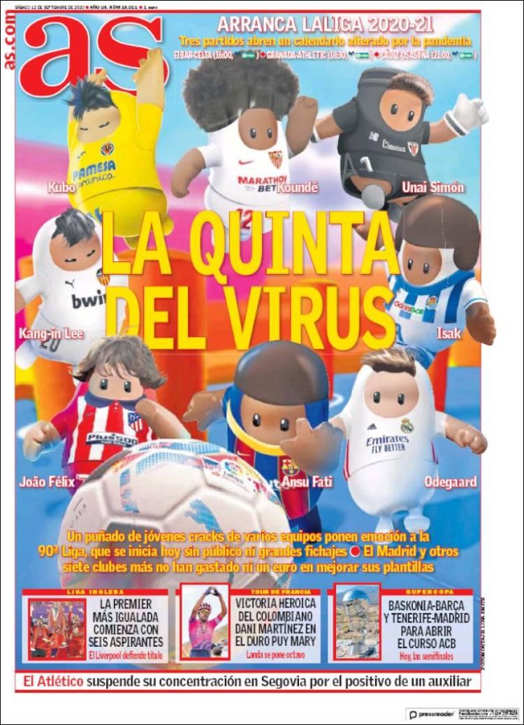 Portada AS Quinta Virus