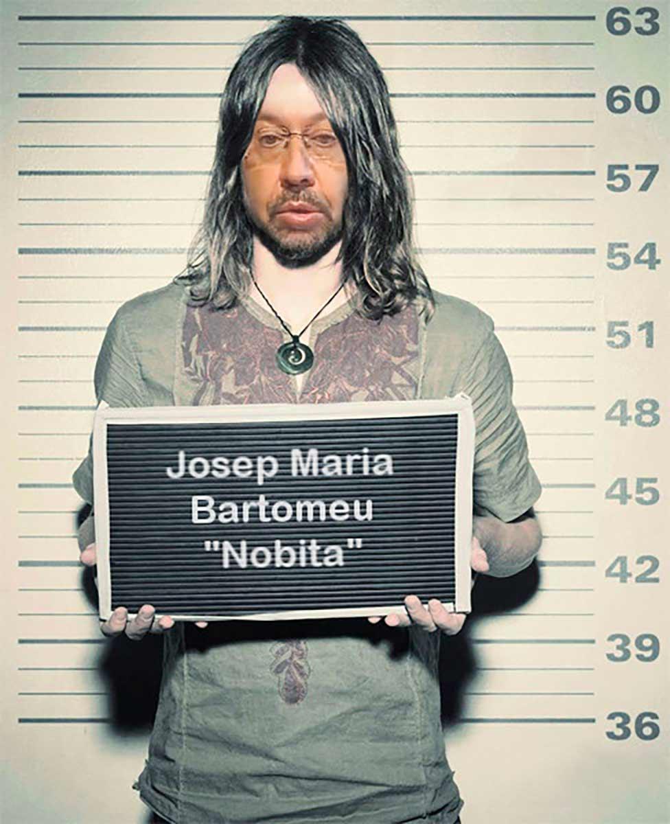 Bartomeu preso