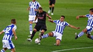 Benzema Real Sociedad