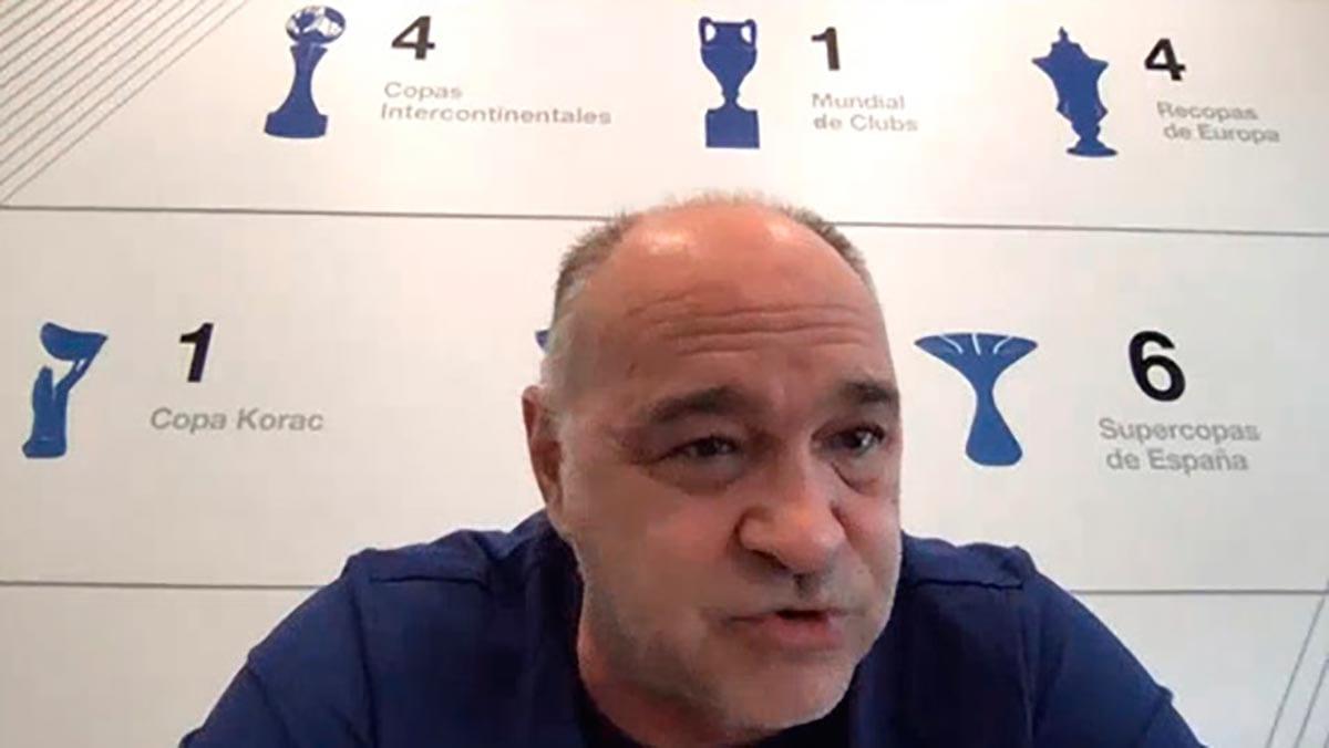 Entrevista Pablo Laso entrenador Real Madrid