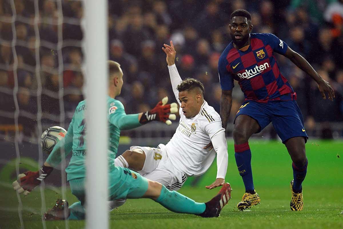 Mariano gol Barça