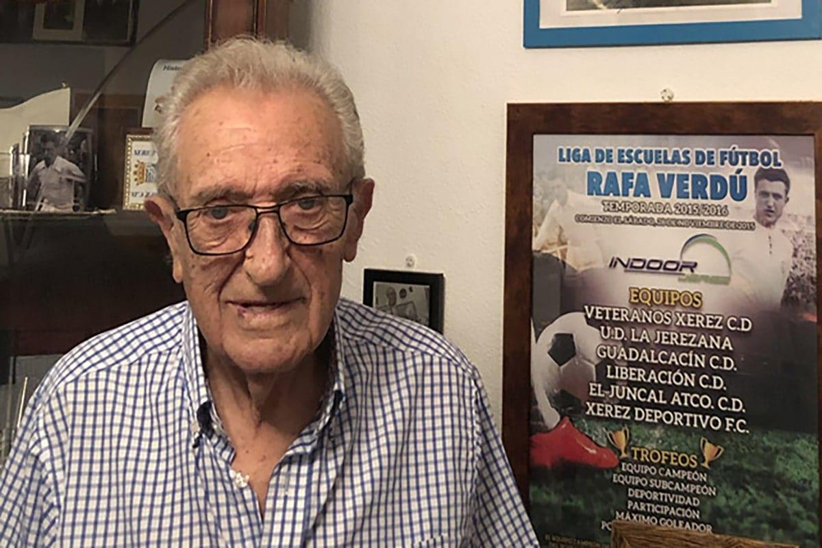 Entrevista a Rafael Verdú