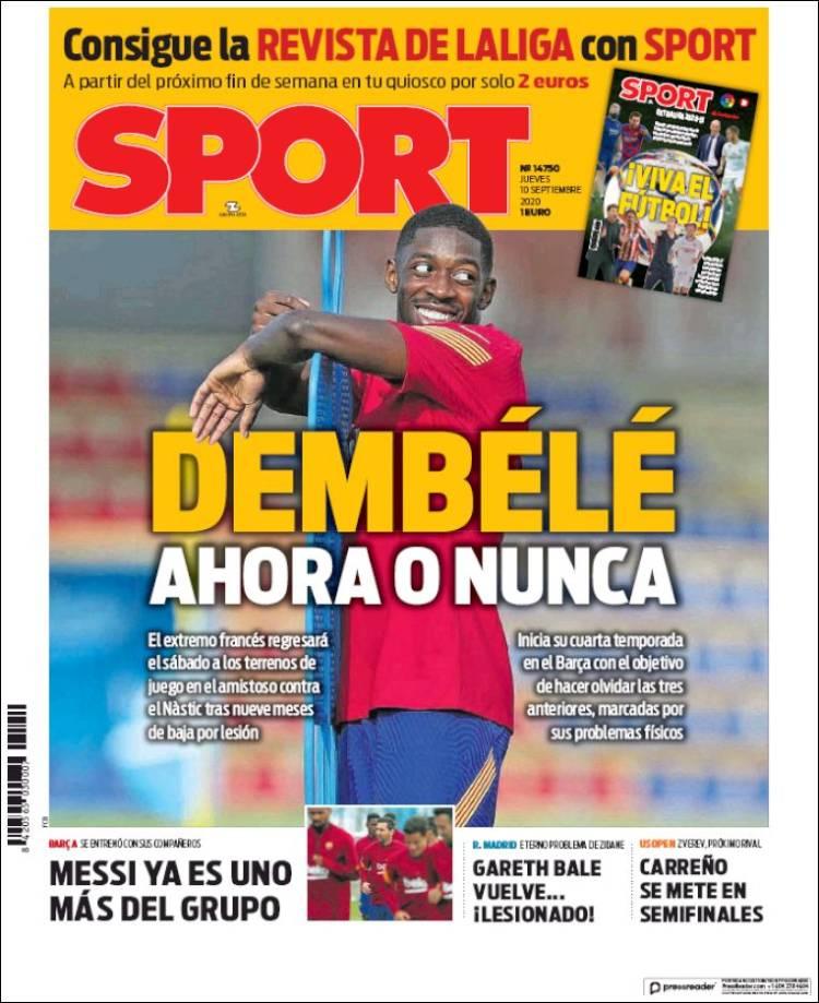 Sport Dembelé