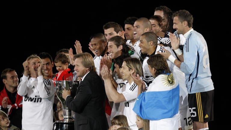 Real Madrid campeón de Liga.