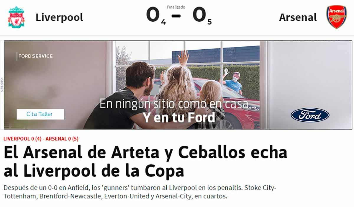 Arsenal Ceballos