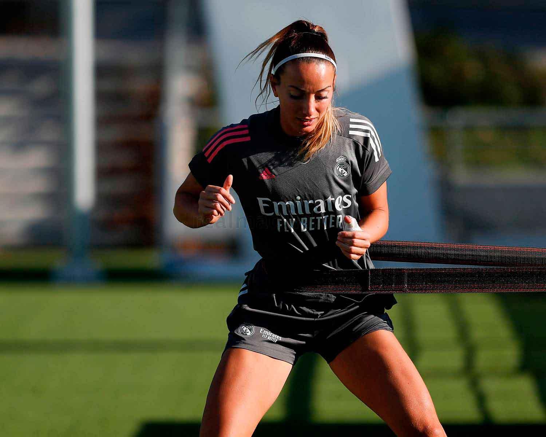 Asllani delantera Real Madrid