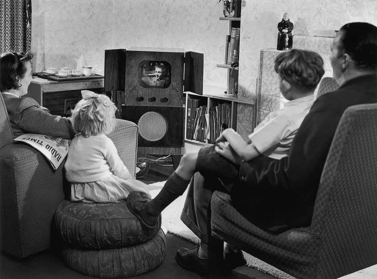 Televisión familia madridista