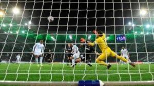 Un Real Madrid mitológico e irracional