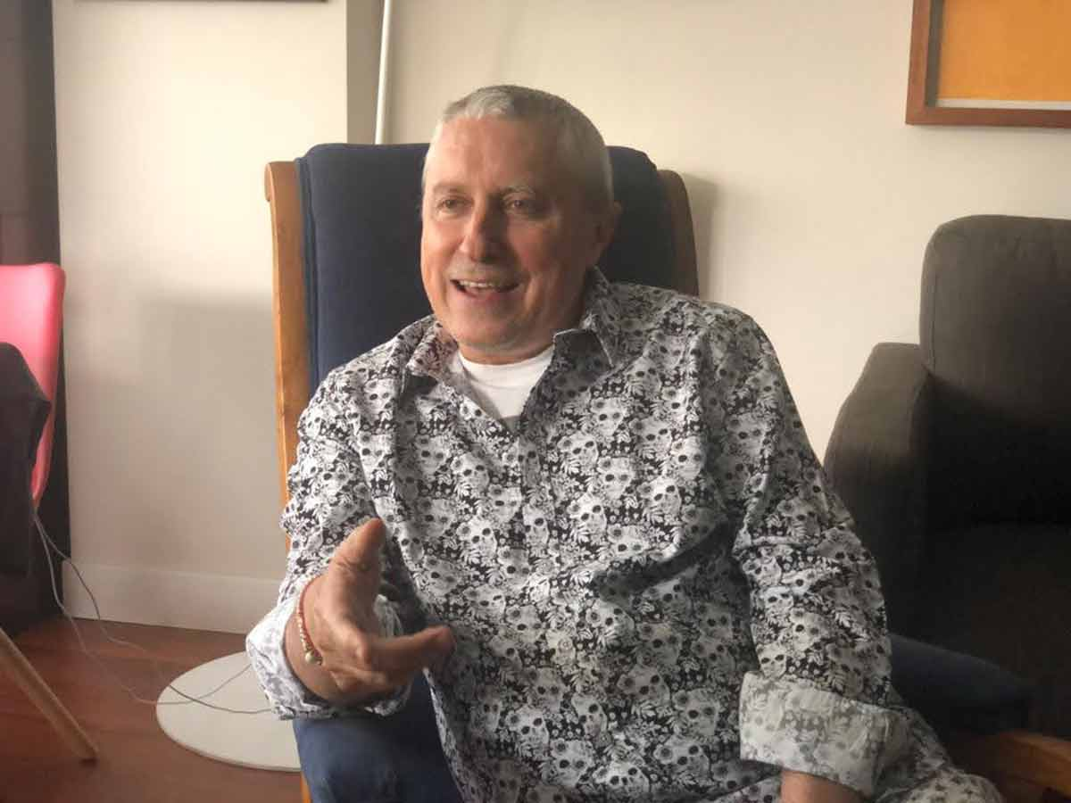 Entrevista Melchor Miralles La Galerna