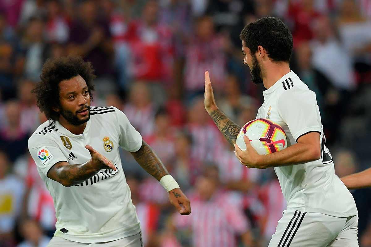 Marcelo e Isco 2