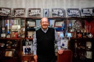 Felices 87, Don Paco Gento