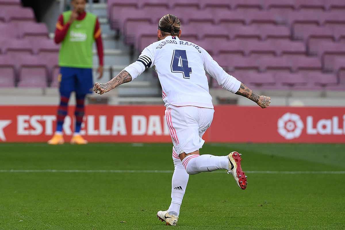 Ramos gol