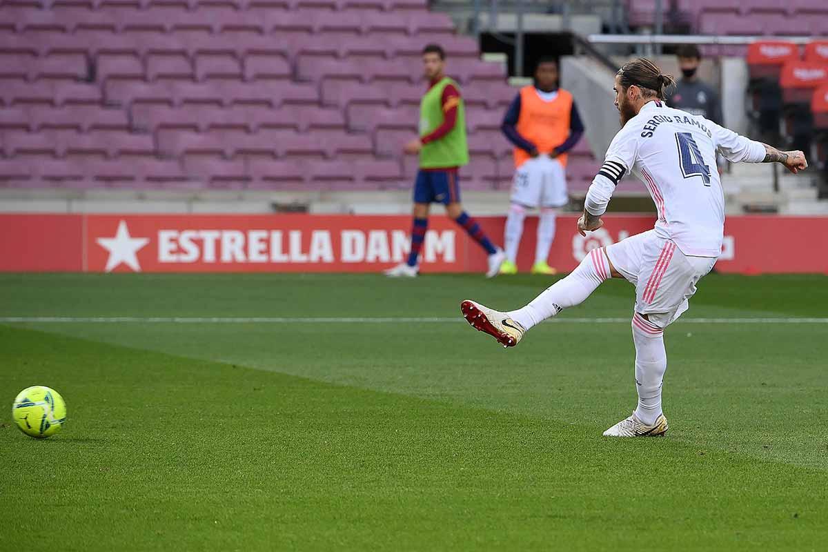 Ramos penalti barcelona