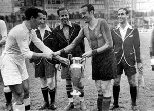 Real Madrid-Barcelona, los partidos de la paz