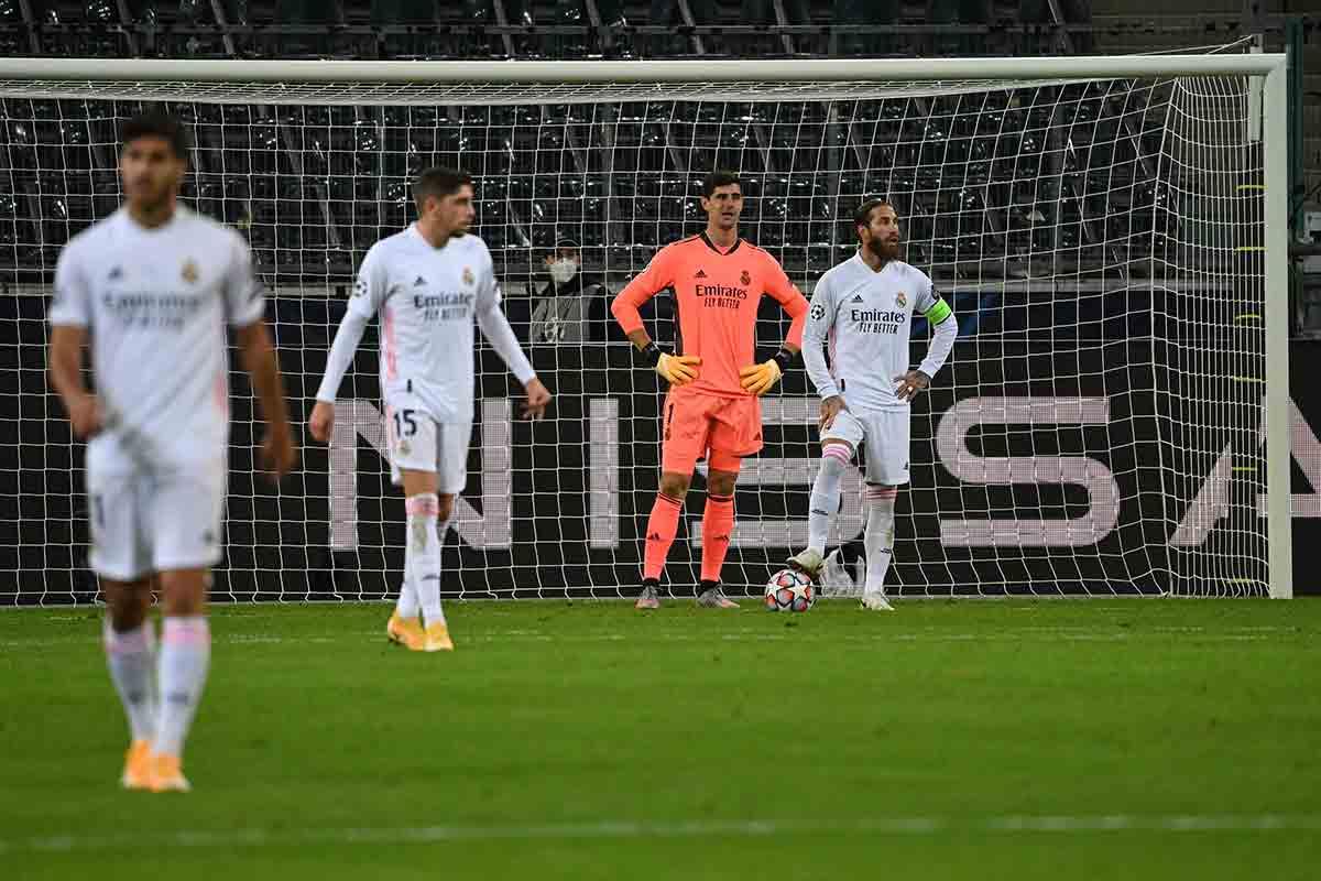 Real Madrid Borussia