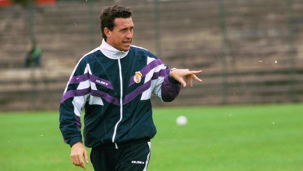 valdano entrenador real madrid