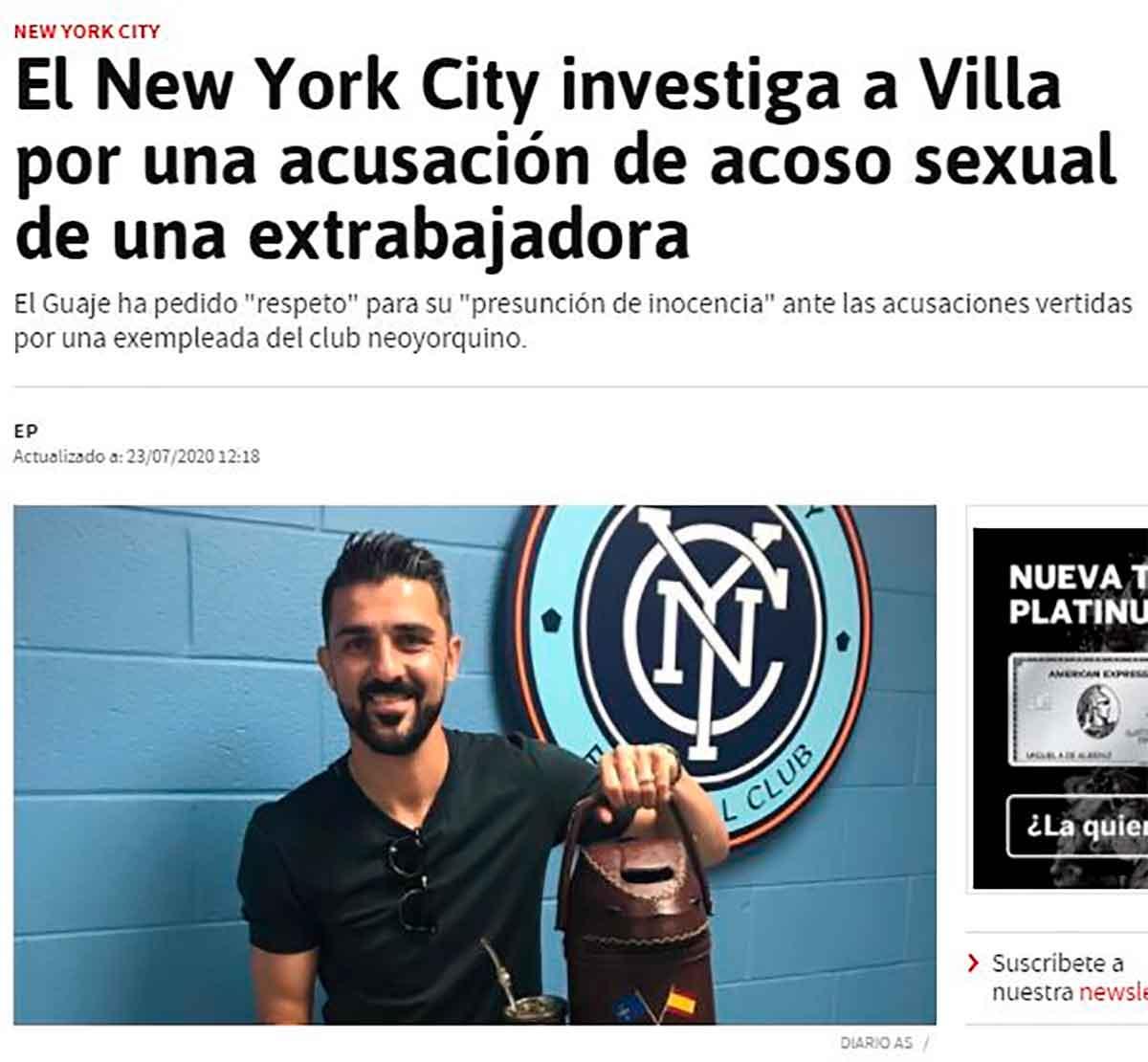 Villa New York City