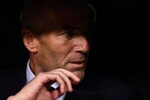 Zidane sombra