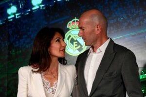 Zidane y Real Madrid, novela de pasión