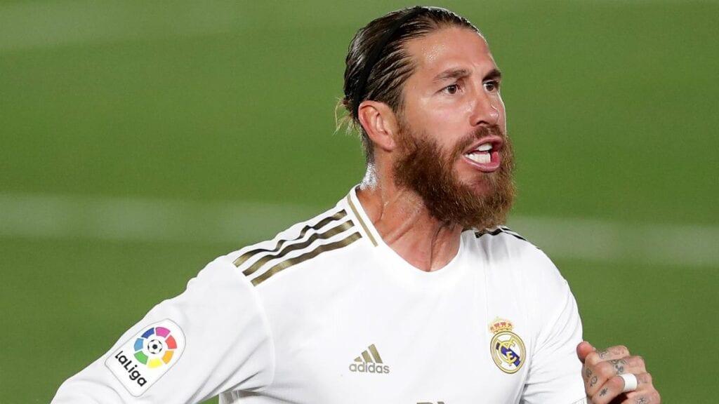 Sergio Ramos y el Balón de Oro