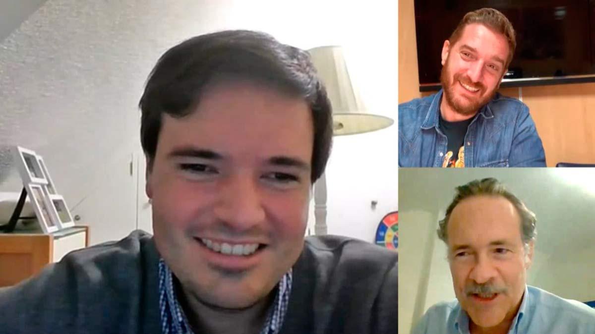 Entrevista David Álvarez