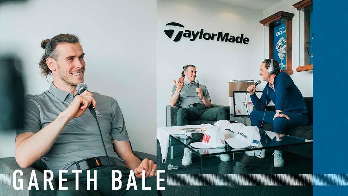 Entrevista Gareth Bale golf