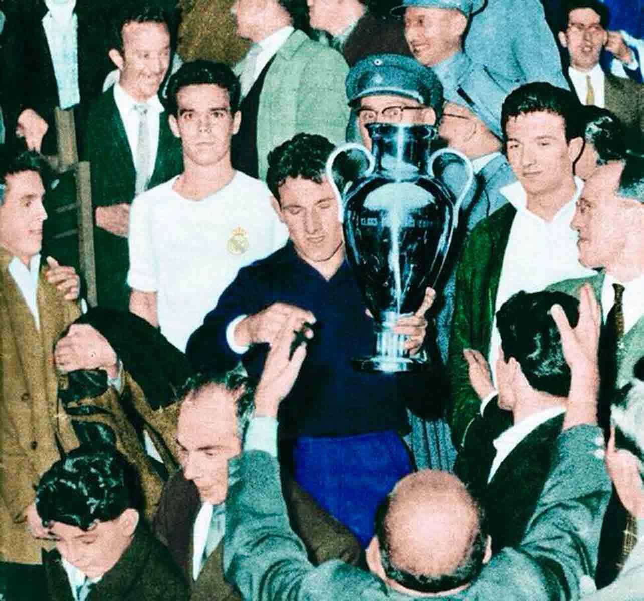 Juanito Alonso Copa de Europa