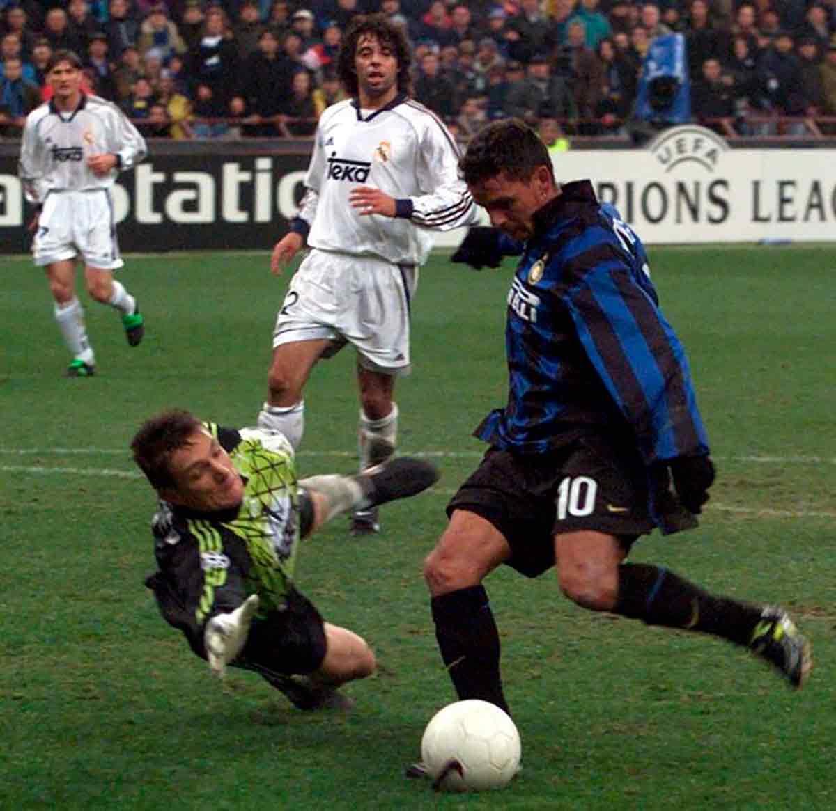 Bodo Illgner Baggio