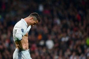 La digestión de Cristiano Ronaldo
