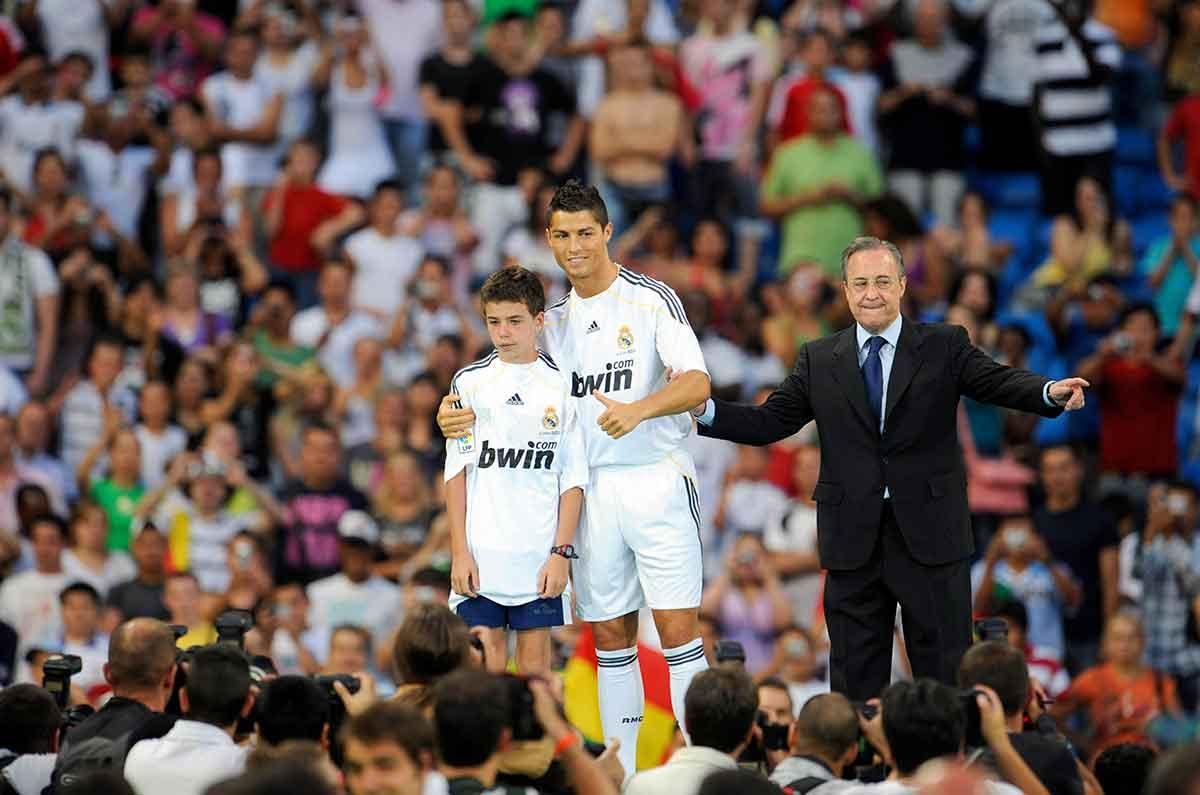 Florentino Cristiano presentación