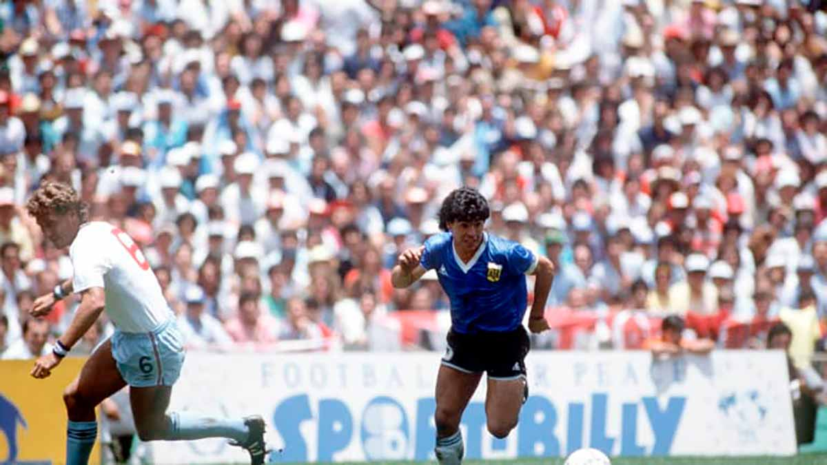 Maradona Argentina