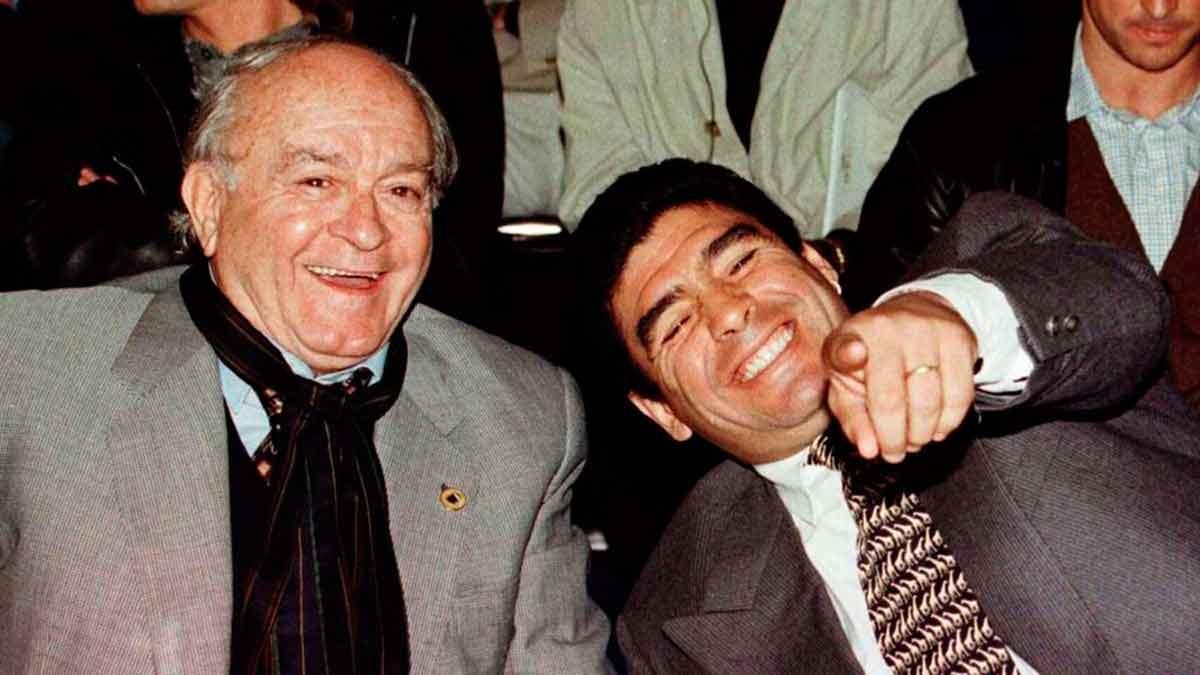 Maradona Di Stéfano