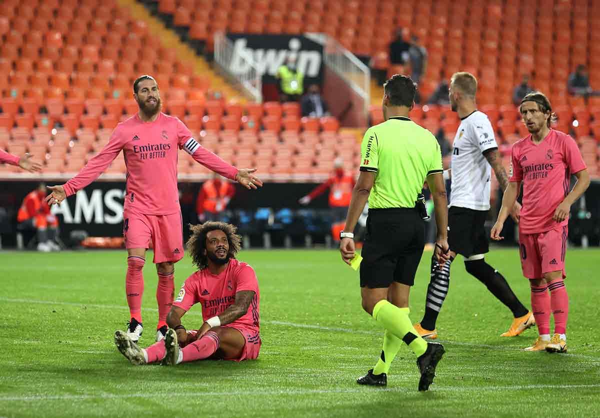 Ramos Marcelo penalti