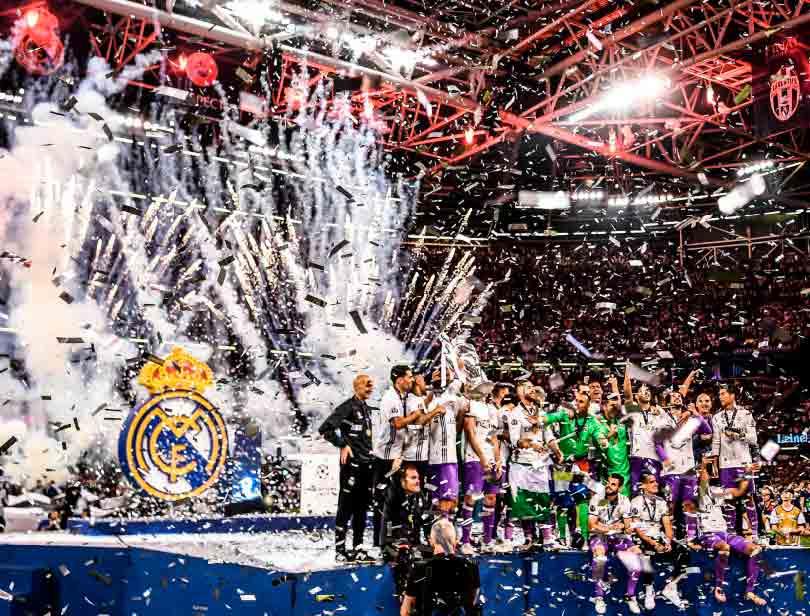 Real Madrid Cardiff