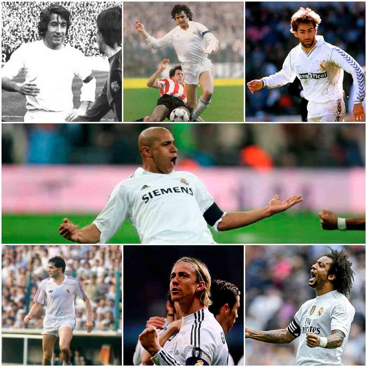 Real Madrid izquierdas