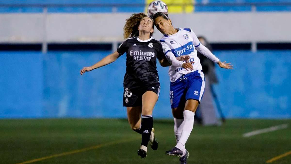 Teresa Real Madrid femenino
