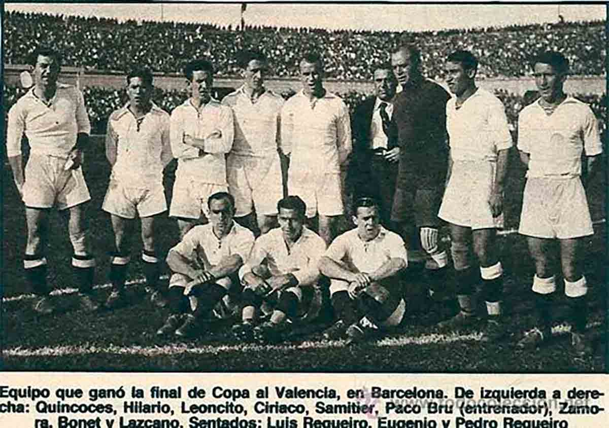 Zamora Copa 1934