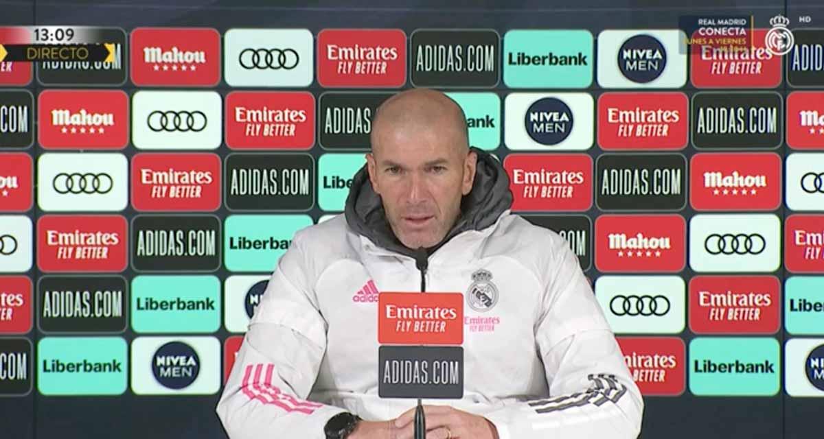 """Zidane: """"Contra el Alavés vuelve a ser una Final"""""""
