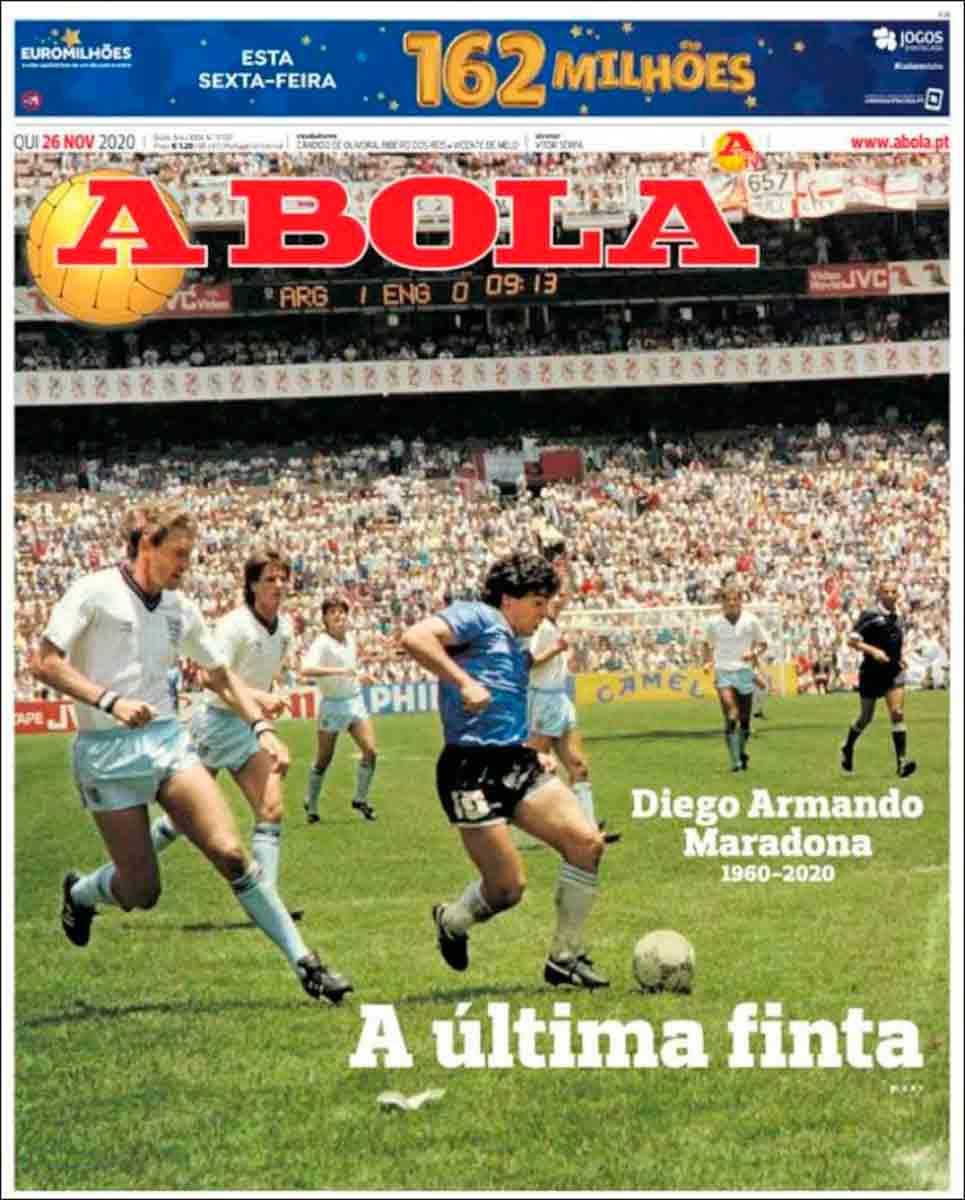 A Bola Maradona
