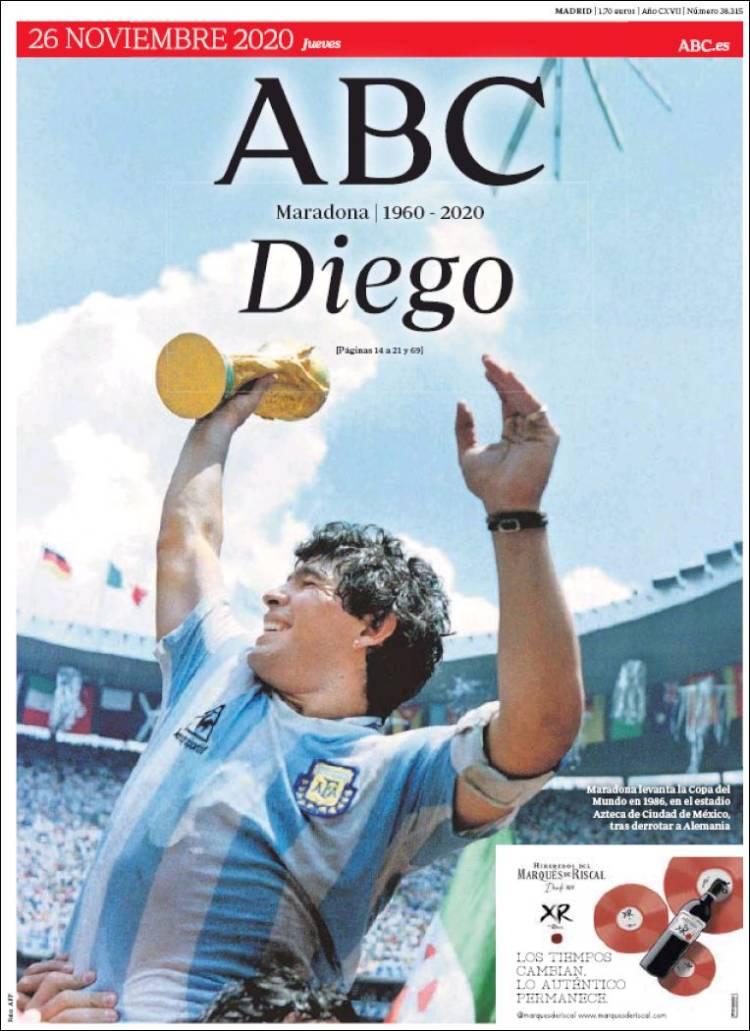 ABC Maradona