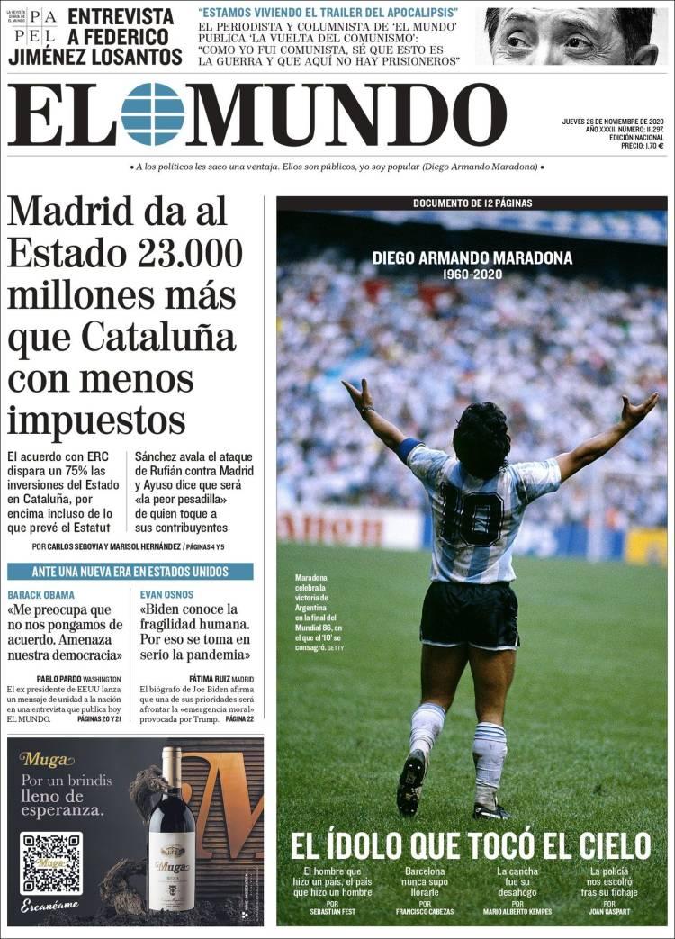 El Mundo Maradona