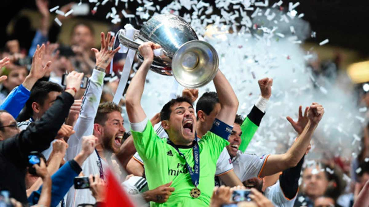 Casillas Champions