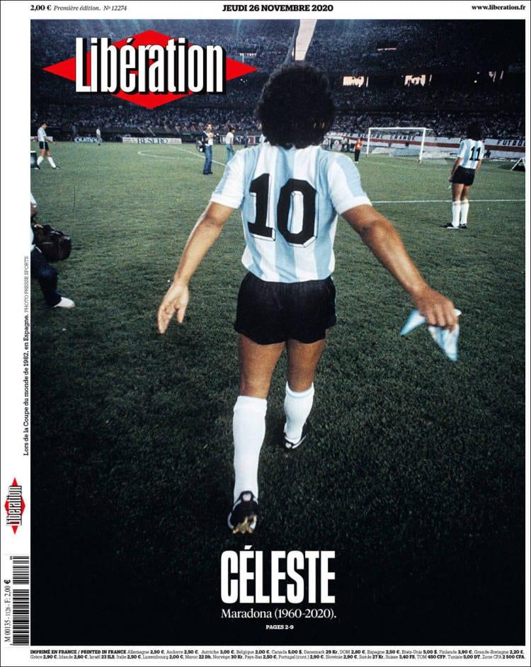 Liberation Maradona