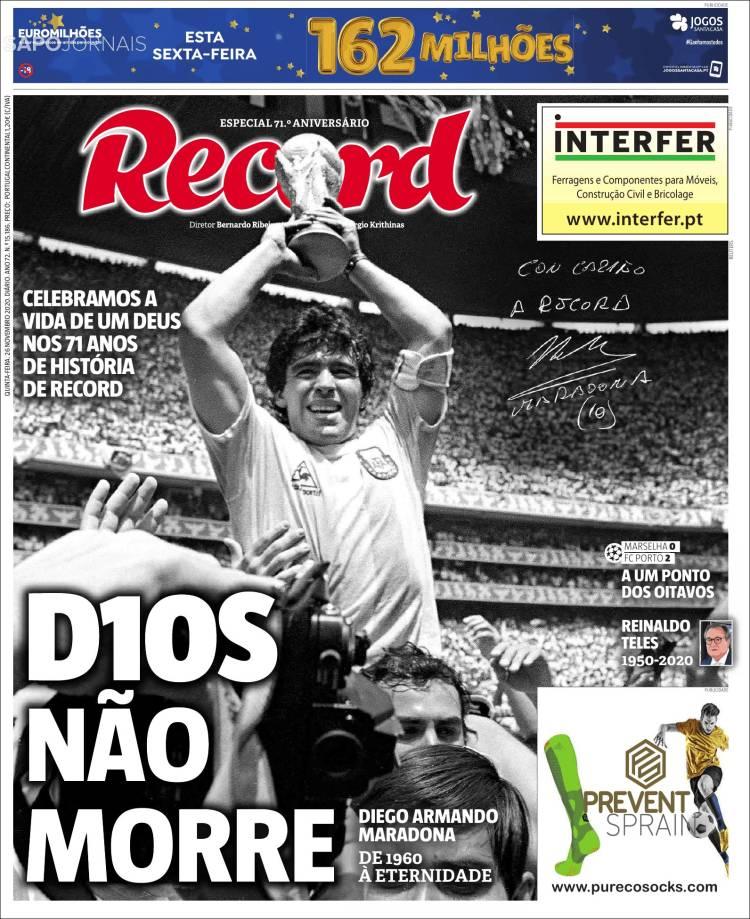 Record Maradona