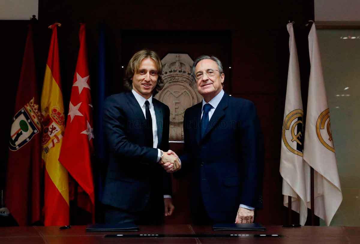 Jugadores acaban contrato Real Madrid