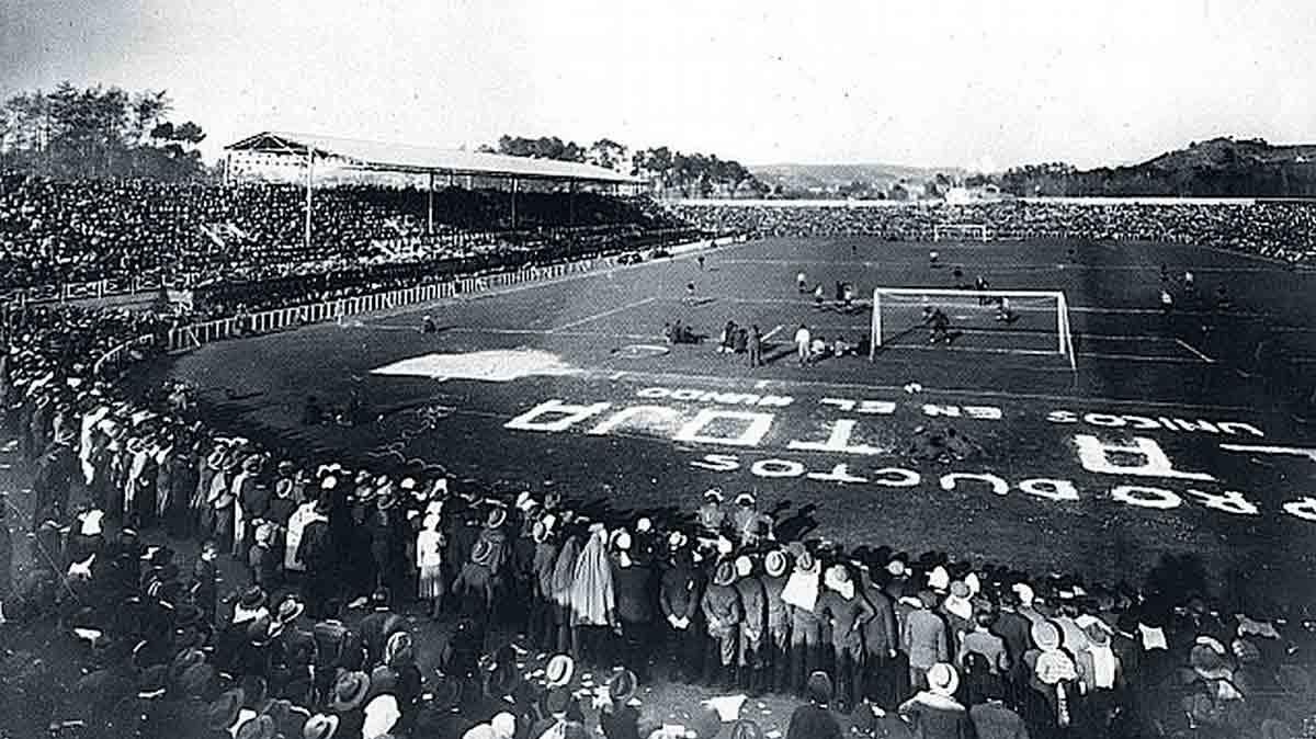 Balaídos estadio muncipal Vigo