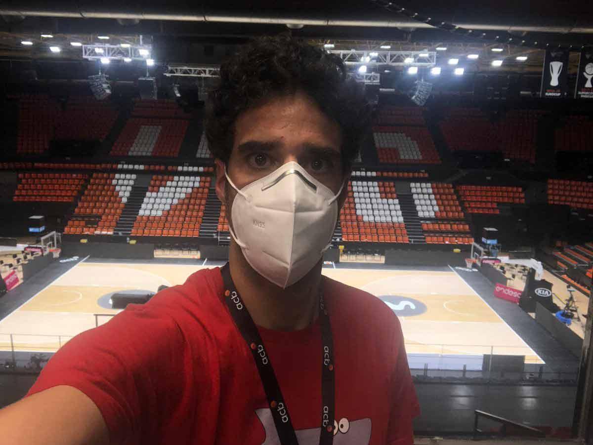 Carlos Sánchez Blas Fase final ACB
