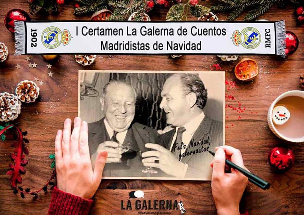 I Certamen La Galerna de Cuentos Madridistas de Navidad