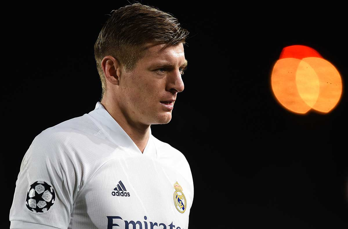 A Kroos the universe