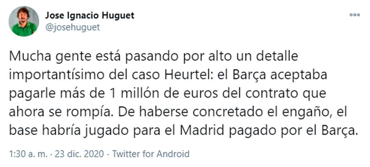 Tuit Huget